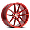 TSW Zuffen Alloy Wheels Candy Red