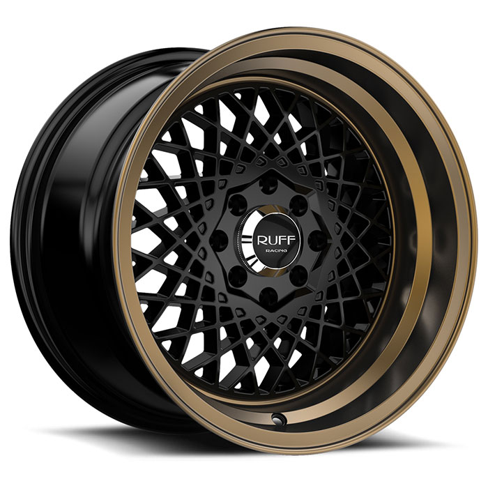 R362 Aftermarket Rims by Ruff