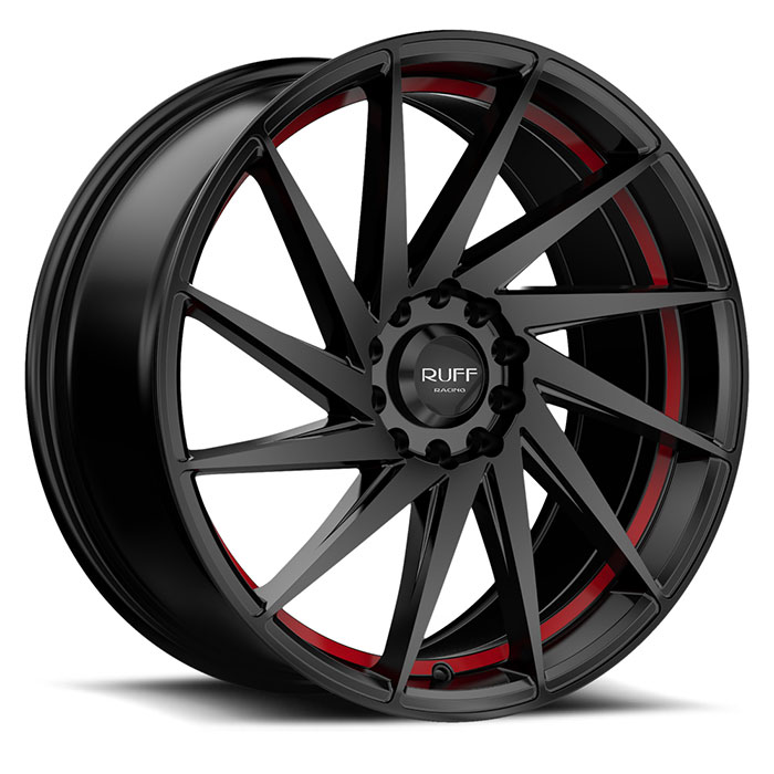 R363 Aftermarket Rims by Ruff