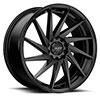 TSW R363 Alloy Wheels Satin Black