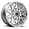 TSW R365 Alloy Wheels Hyper Silver