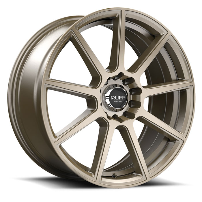 R366 Aftermarket Rims by Ruff