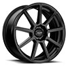 TSW R366 Alloy Wheels Satin Black