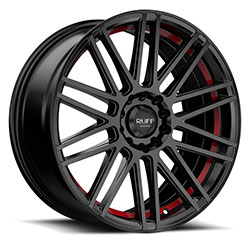 R367 Custom Rims by Tuff