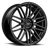 TSW R367 Alloy Wheels Satin Black