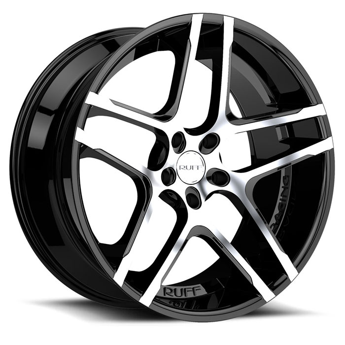 R954 Aftermarket Rims by Ruff