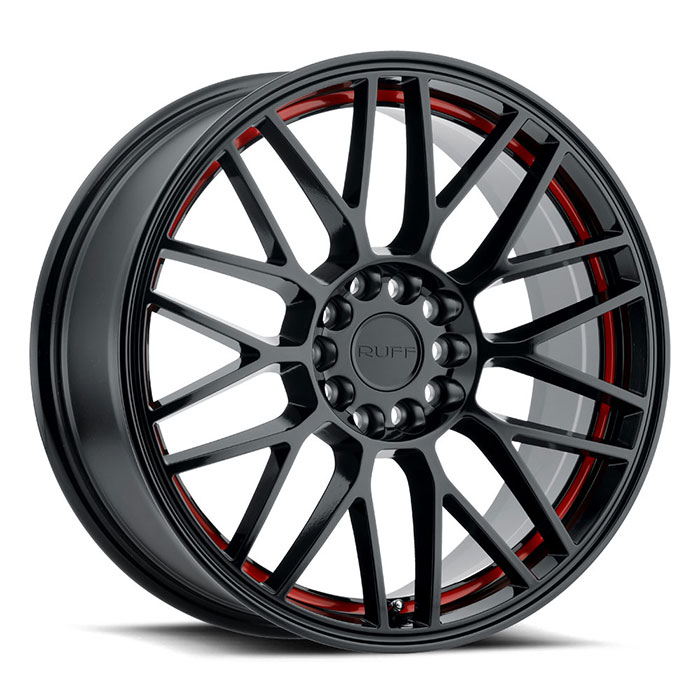 Overdrive Custom Rims by Tuff