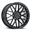 TSW Overdrive Alloy Wheels Matte Black