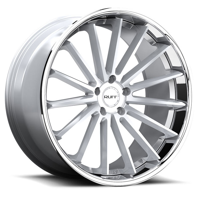 R3 Aftermarket Rims by Ruff