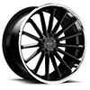 TSW R3 Alloy Wheels Satin Black w/ SS Lip