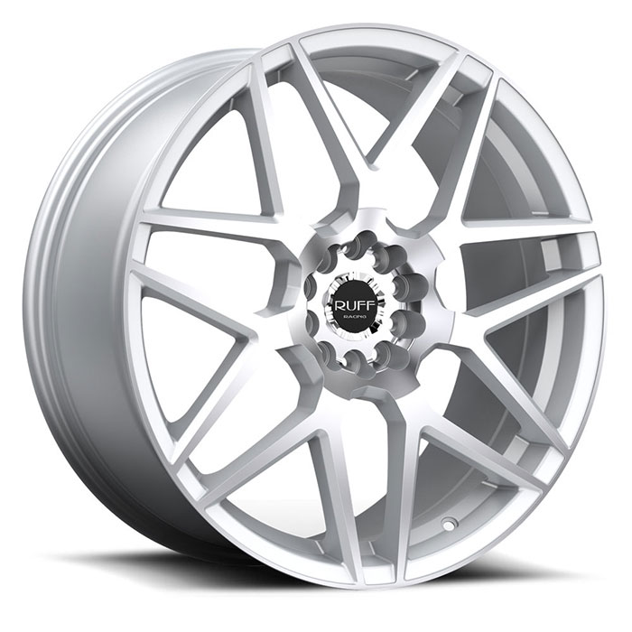 R351 Aftermarket Rims by Ruff