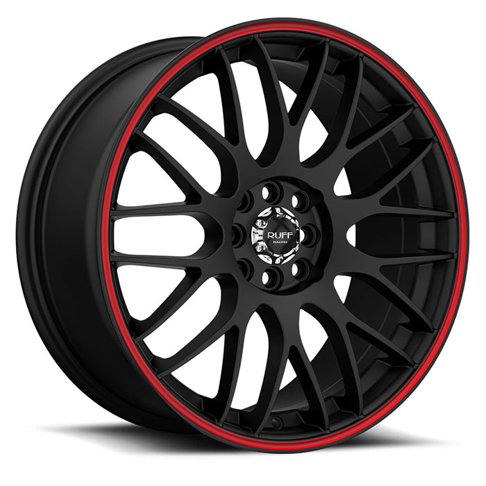 R355 Aftermarket Rims by Ruff