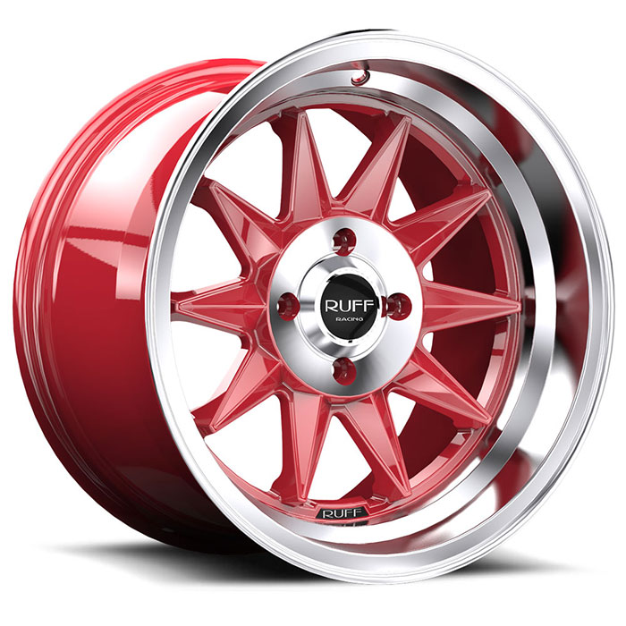Ruff wheels and rims |R358