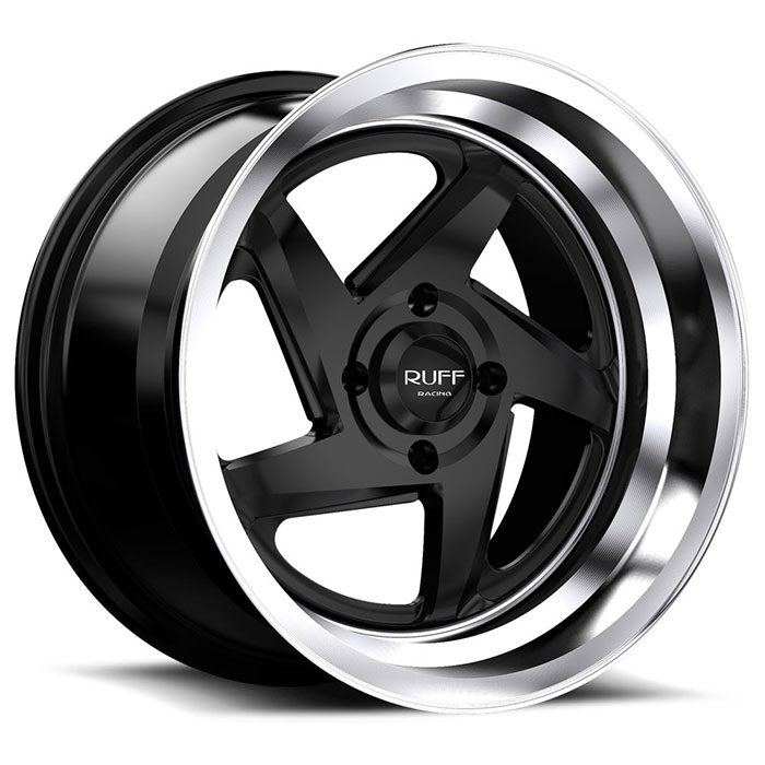 R368 Custom Rims by Tuff