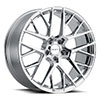 TSW R4 Alloy Wheels Chrome