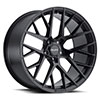 TSW R4 Alloy Wheels Gloss Black