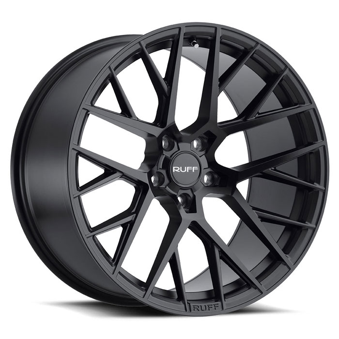 R4 Aftermarket Rims by Ruff