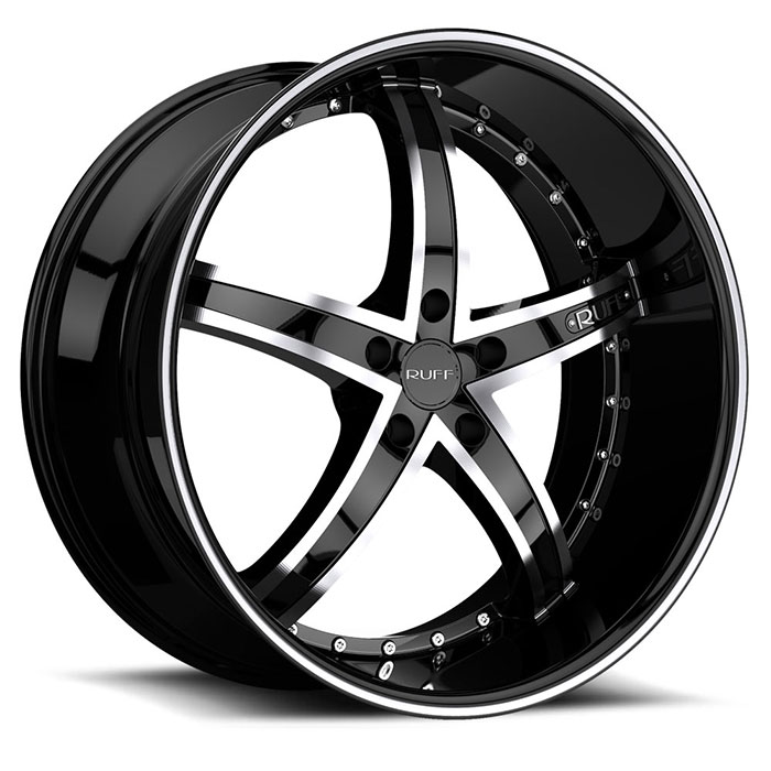 Ruff wheels and rims |R953