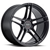 TSW RS1 Alloy Wheels Gloss Black