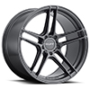 TSW RS1 Alloy Wheels Gloss Gunmetal