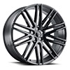 TSW Royalty Alloy Wheels Gloss Black