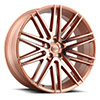 TSW Royalty Alloy Wheels Rose Gold