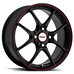 Custom Alloy Wheels � the TSW Trackstar 4