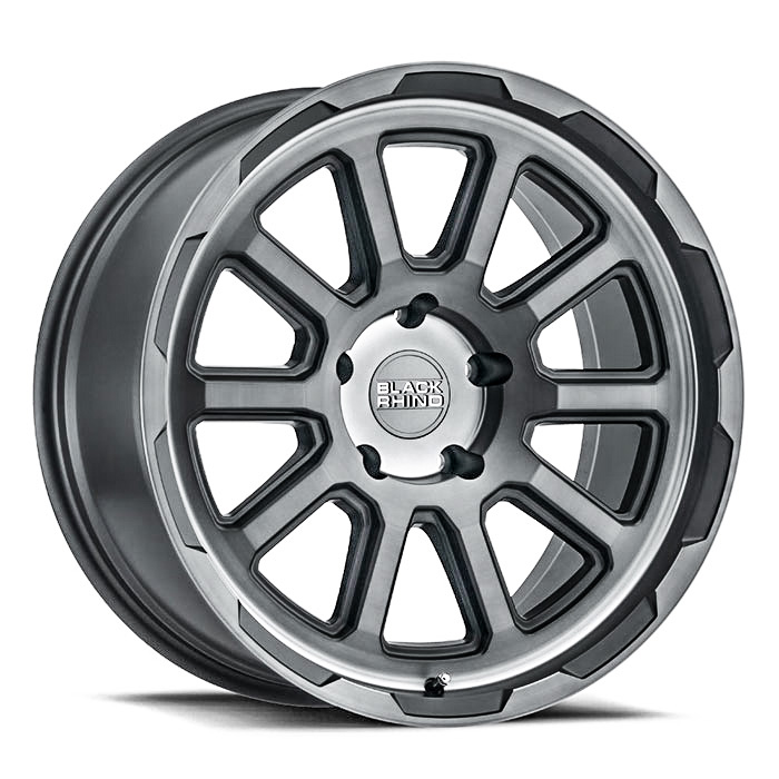 18 Inch Truck Wheels Truck And Suv Wheels And Rims By Black Rhino