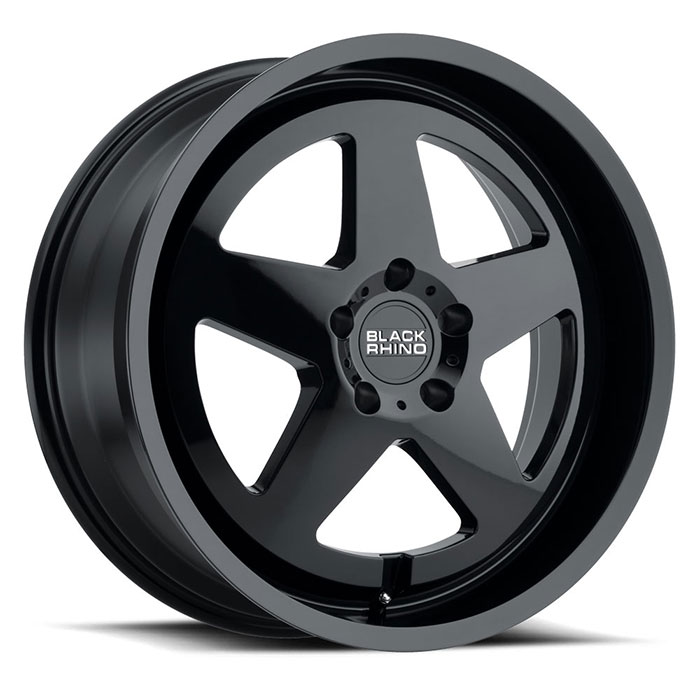 Crossover Truck Rims by Black Rhino