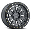 TSW Dalton Alloy Wheels Matte Gunmetal w/ Black Lip Edge & Brass Bolts
