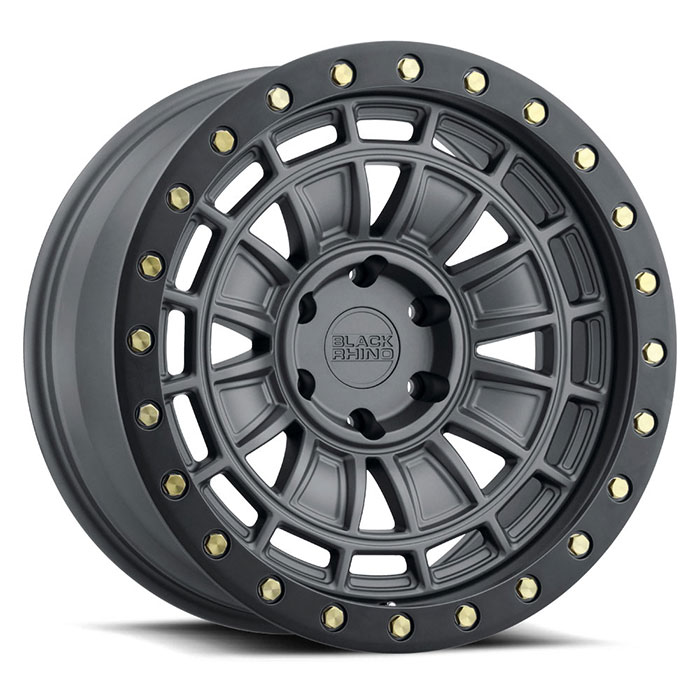 Dalton Truck Rims by Black Rhino