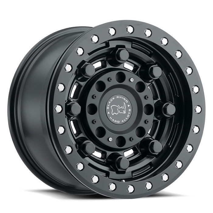 Black Rhino wheels and rims |Garrison Beadlock