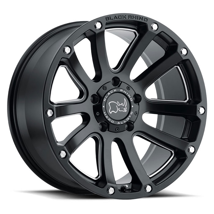 Highland Truck Rims by Black Rhino