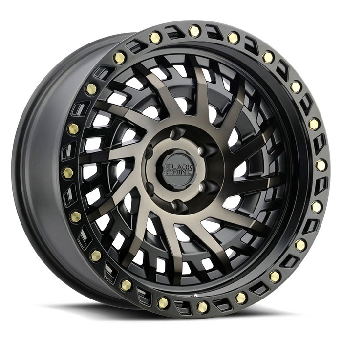 Shredder Truck Rims by Black Rhino