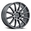 TSW Waza Alloy Wheels Brushed Gunmetal