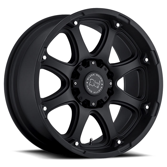 Glamis Truck Rims by Black Rhino