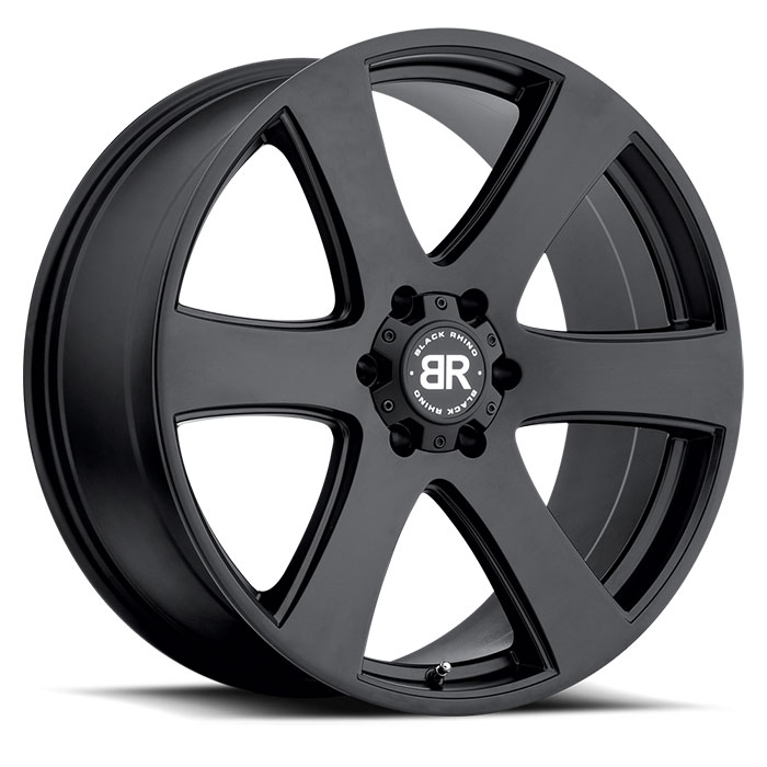 Haka Truck Rims by Black Rhino