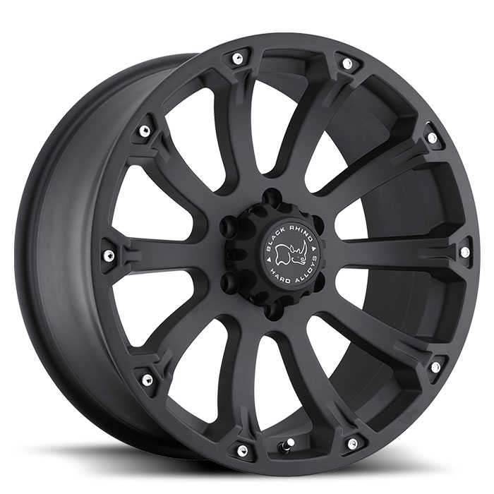 Sidewinder Truck Rims by Black Rhino