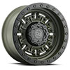TSW Abrams Alloy Wheels OD Green (5x127 only)