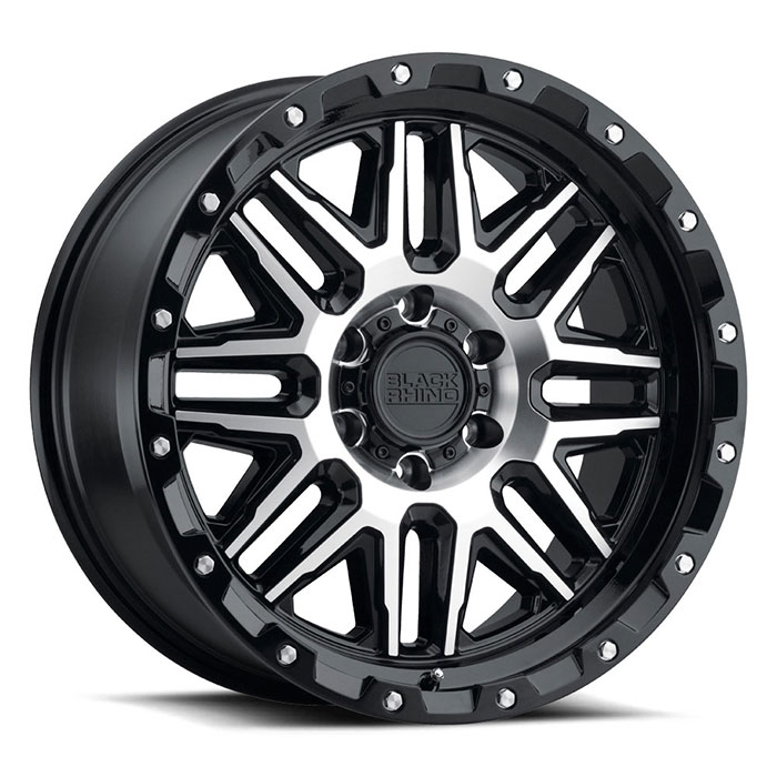Alamo Truck Rims by Black Rhino