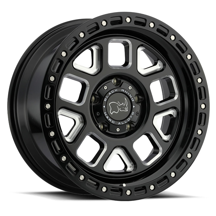 Black Rhino wheels and rims |Alpine