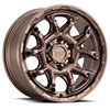 TSW Ark Alloy Wheels Bronze with Gloss Black Bolts