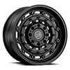"TSW Arsenal Alloy Wheels Textured Matte Black (9.5"")"