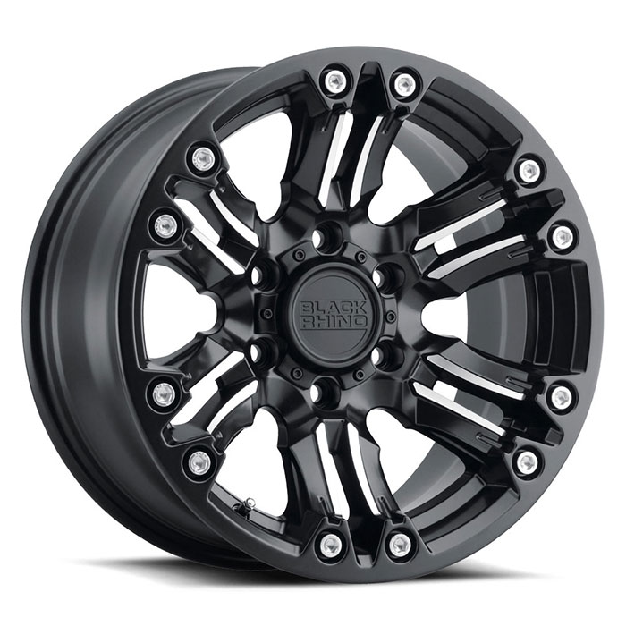 Asagai Truck Rims by Black Rhino