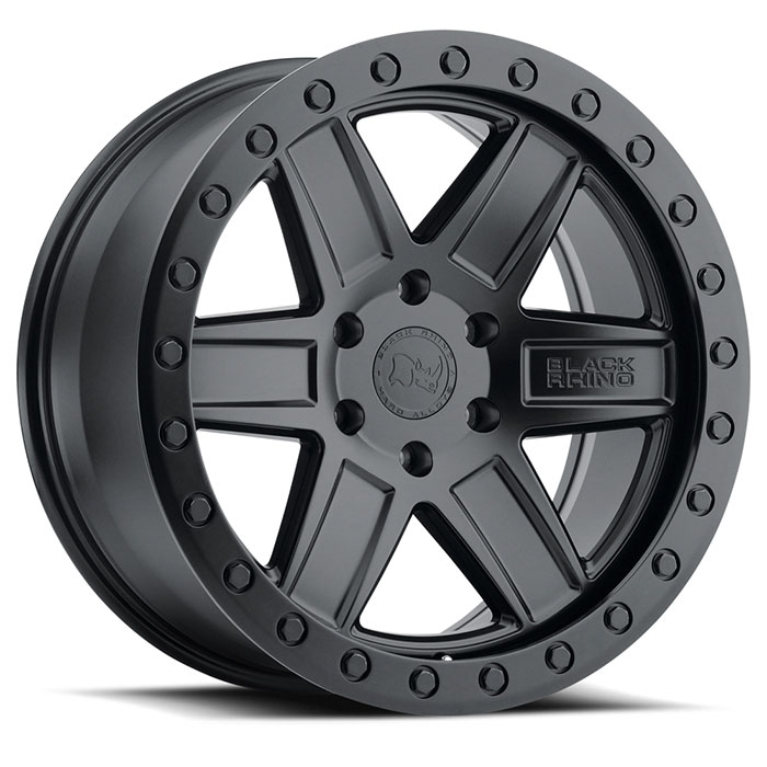 Black Rhino wheels and rims |Attica