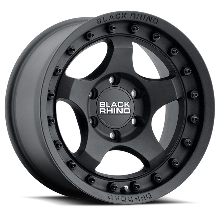 Bantam Truck Rims by Black Rhino