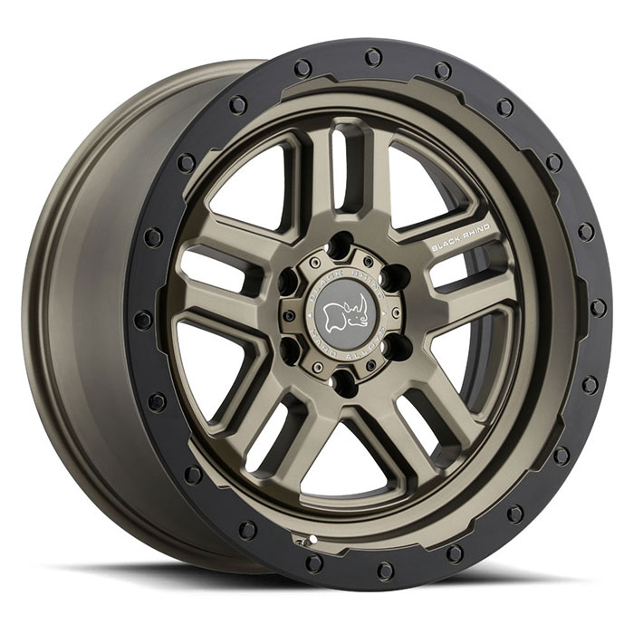 Barstow Truck Rims by Black Rhino