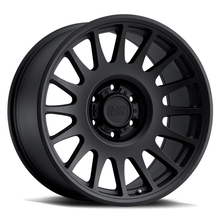 Bullhead Truck Rims by Black Rhino