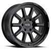TSW Chase Alloy Wheels Matte Black