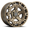 TSW Cinco Alloy Wheels Bronze w/ Black Bolts
